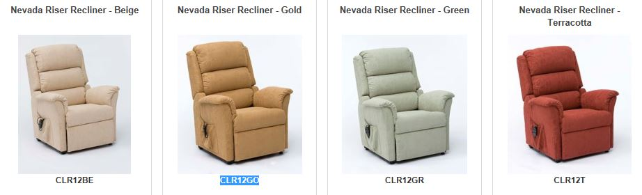 Astonishing Healthcare The Nevada Rise Recliner Features A Dual Motor Ocoug Best Dining Table And Chair Ideas Images Ocougorg