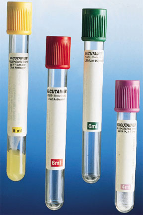 Picture for category BD Vacutainers