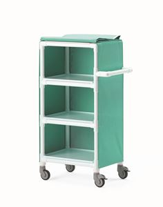 Picture for category Clean Linen Distribution Carts