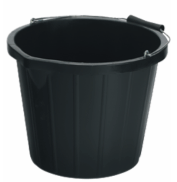 Picture for category Black Industrial Bucket