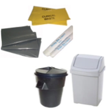 Picture for category Bins & Bin Liners