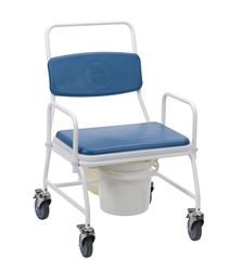 Picture of Birstall Bariatric Mobile Commode **
