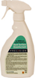 Picture of Precision Surface Disinfectant Spray (500ml)  -  Alcohol based with Light Lemon Aroma