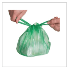Picture of Nappy Sacks - Larger size (300/pack)
