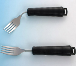 Picture of Bendable Fork - Soft Cushion Grip each