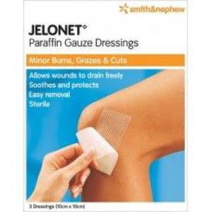Picture for category Jelonet Paraffin Gauze Dressing