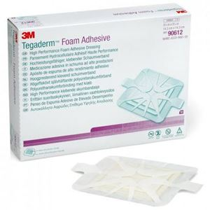 Picture for category Tegaderm SQUARE/OVAL Foam Adhesive Dressing