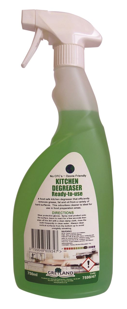 Picture for category GREYLAND Kitchen Degreaser