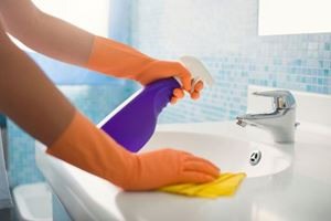 Picture for category Bathroom Cleaners