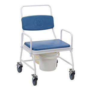 Picture for category Birstall Bariatric Mobile Commode