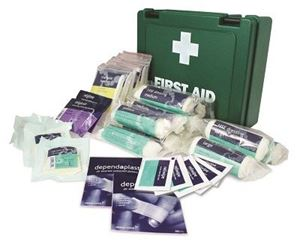 Picture for category First Aid Kit (11-20 Person)