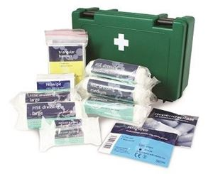 Picture for category First Aid Kit (1-10 Person)