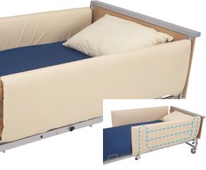 Picture for category Closed Ends Cot Side Bumpers