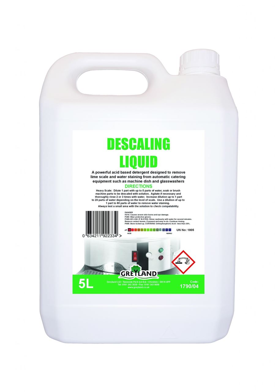 Picture for category Greyland Descaling Liquid