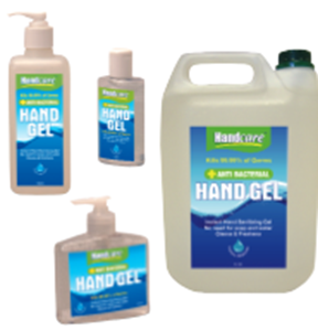 Picture for category Hand Gels & Lotion