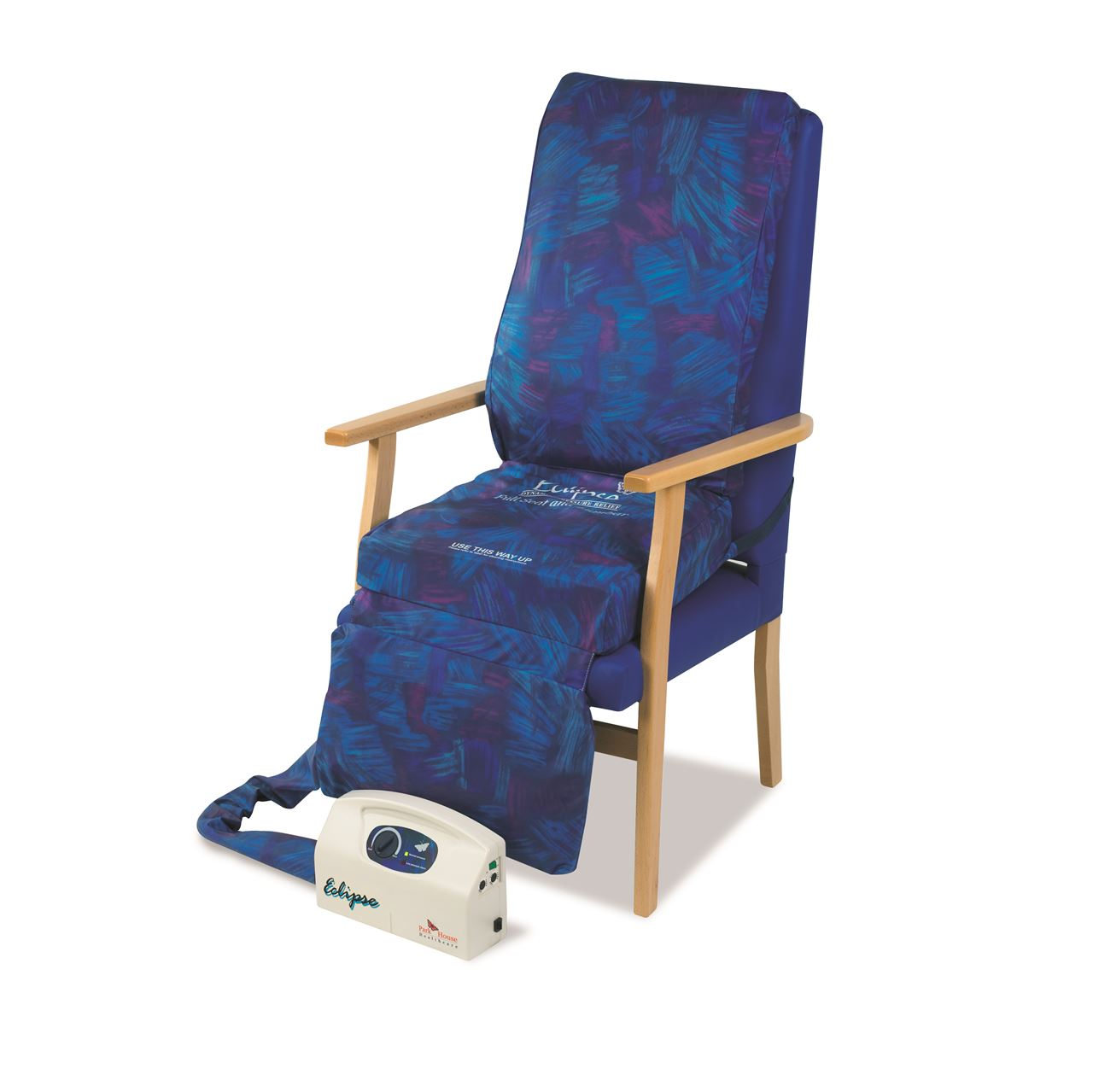 Picture for category Eclipse Full Seat And Lumbar (Very High Risk)