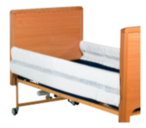 Picture for category Profiling Bed - Two Rail Bumpers