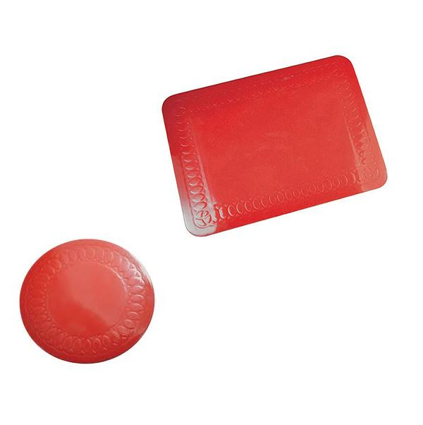 Picture for category Anti-Slip Red Mats/Coasters