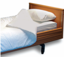 Picture of Wipe Clean Standard Pillow with P.U. cover