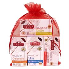 Picture for category Organic Wellness Tea Gift Set