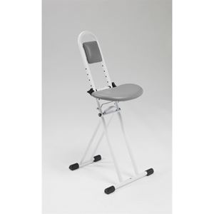 Picture for category Iron/perching stool.