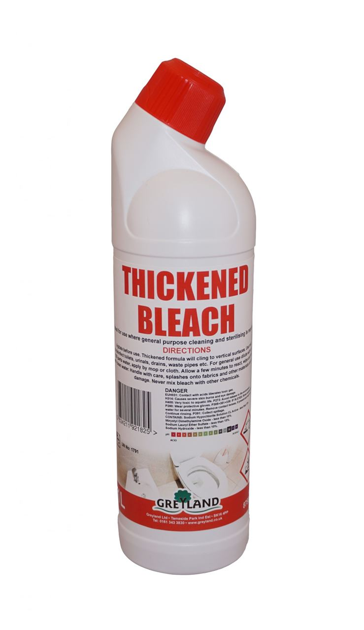 Picture for category GREYLAND Thickened Bleach