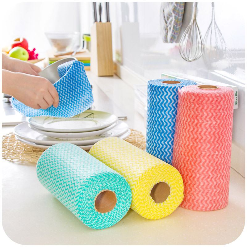 Picture for category Wiping Cloths On A Roll