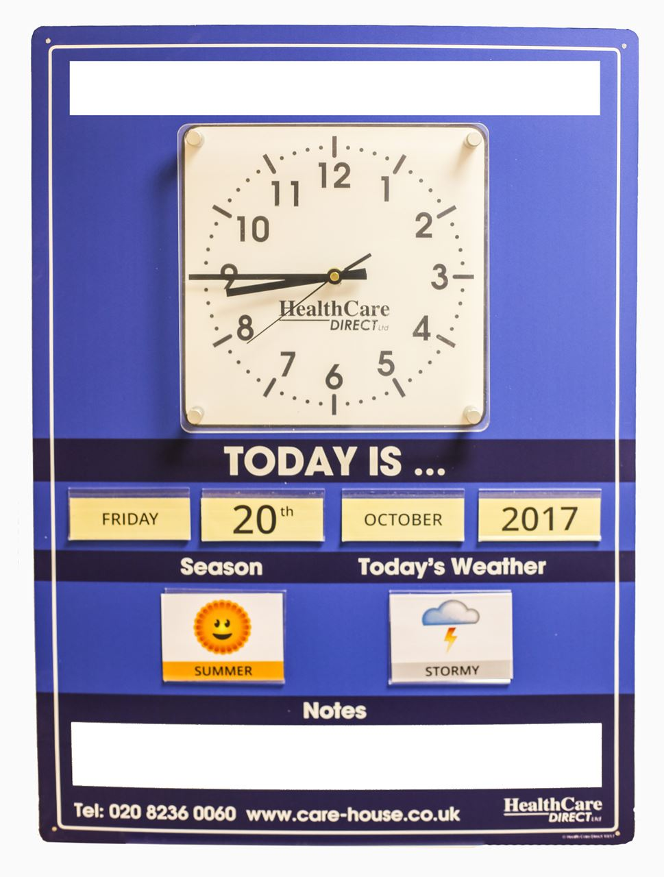Picture for category Clock Date and Weather Board
