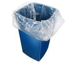 Picture of Clear Refuse Sacks 457 x 724 x 965mm (200/case)