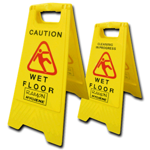 Picture for category Wet Floor Sign
