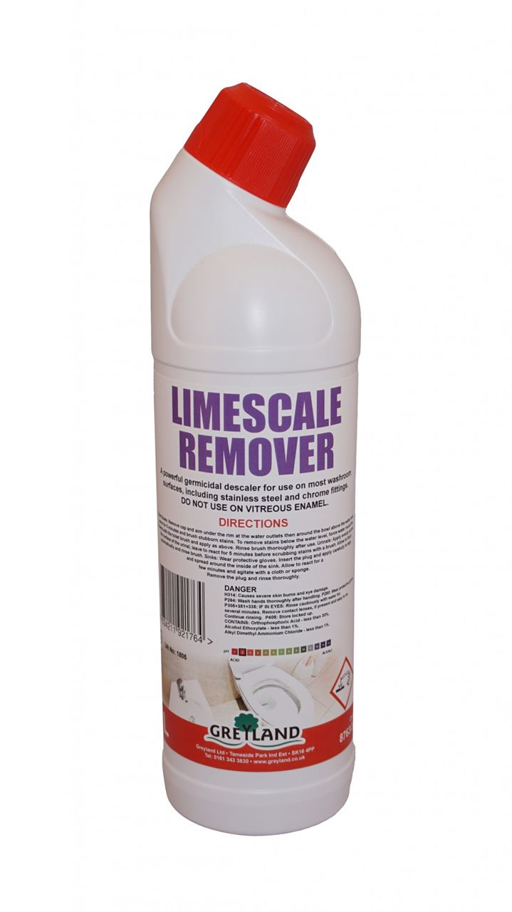 Picture for category GREYLAND Limescale Remover 1L