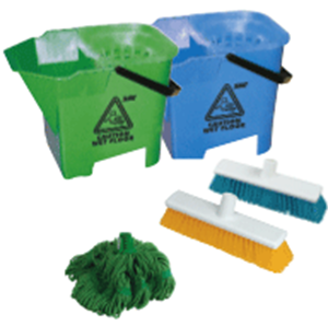 Picture for category Mops Buckets and Brushes