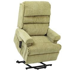 Picture of Baltimore Riser Recliner - Olive