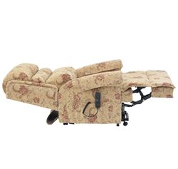 Picture of Baltimore Riser Recliner - Floral