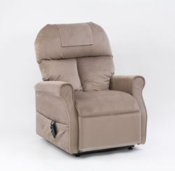Picture of Boston Riser Recliner - Oyster