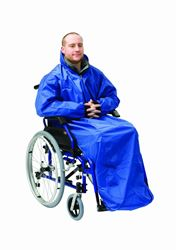 Picture of Coverall with Sleeves - Blue