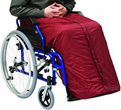 Picture of Large Wheelchair Cover - Maroon