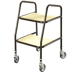 Picture of Rutland Adjustable Height Trolley (Brown)