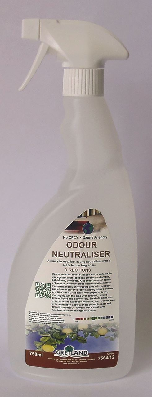 Picture of GREYLAND Odour Neutraliser (4 x 5 Litre)