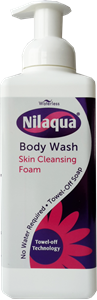 Picture for category Nilaqua Towel off Body Wash