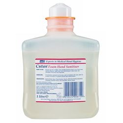 Picture of DEB Cutan Gel Hand Sanitiser - 1000ml Cartridge