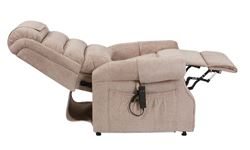 Picture of Serena Deluxe Riser Recliner - Oatmeal