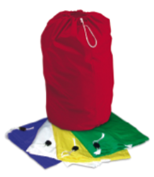Picture of Fabric Laundry Bag - RED - (70 x 101 cm)
