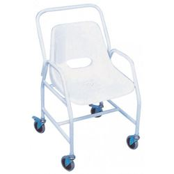 Picture of Hallaton Mobile Shower Chair (2 Brake Castors)