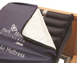 Picture of Simple Plus Bariatric Dynamic Mattress System 400kg (Digital Pump)
