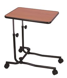 Picture of Table Overbed Standard - 4 Castors