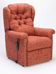 Picture of Seattle Intalift Chair - Terracotta