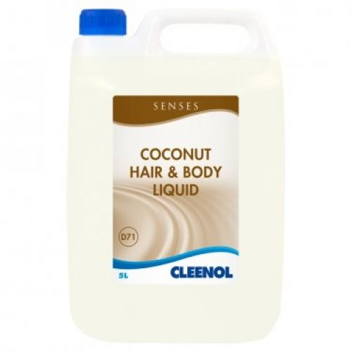 Picture of Senses Coconut Hair & Body Liquid (2 x 5 Litre)