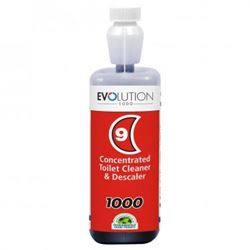 Picture of Evolution Toilet Cleaner & Descaler Bottle (1 Litre)