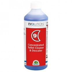 Picture of Evolution Liquid Toilet Cleaner & Descaler REFILL FLASKS (12 x 500ml)